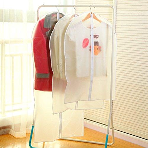Kleidung sets h?ngende taschen staubdichte abdeckung bekleidung cover dust bag suit cover boot-A 60x90cm(24x35inch) -