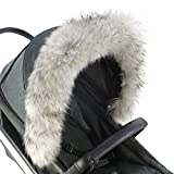For-Your-Little-One aFHACWC-LG191 - Pram Fur Hood