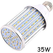 E27 108LED 5730SMD Bombilla LED de aluminio de alta potencia para maíz Bombilla halógena equivalente a