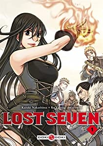Lost Seven Edition simple Tome 1
