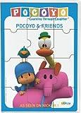 Pocoyo: Pocoyo & Friends W/Puzzle by na