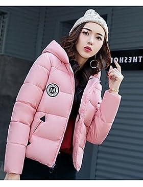 TT & ShangYi edredón de mujer, Abrigo Simple Activo para USCIRE liso a rayas con impresiones algodón acrílico...