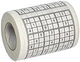 Bastante ODD Novelties Sudoku Juego de Rompecabezas Roll Papel higiénico, diseño