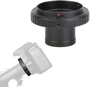 T2 Af Objektiv Adapter Ring T2 Mount Aluminiumlegierung 1 25 Zoll Teleskop Für Sony Für Minolta