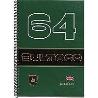 Cuaderno A4 Bultaco Metisse 120 Hojas