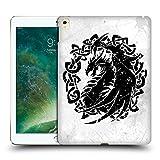 Head Case Designs Ufficiale Christos Karapanos Dragoni Fantasia Cover Retro Rigida per iPad PRO 12.9 (2017)