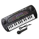 Tobar pour clavier Musical électronique de karaoké 32 touches avec Microphone
