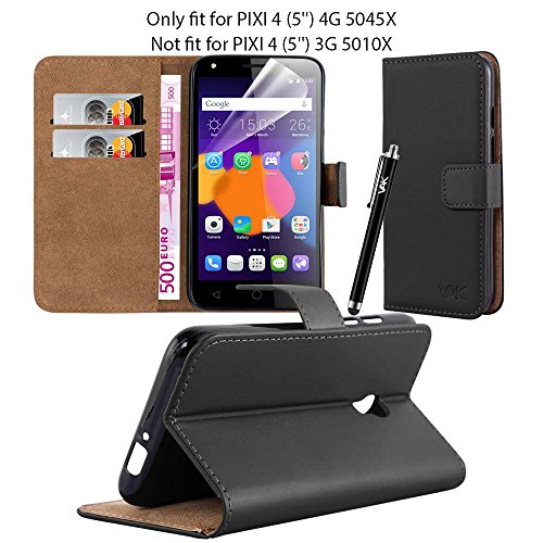 vakr-alcatel-pixi-4-5-4g-5045x-flip-wallet-leather-book-case-cover-pouch-for-various-alcatel-mobile-