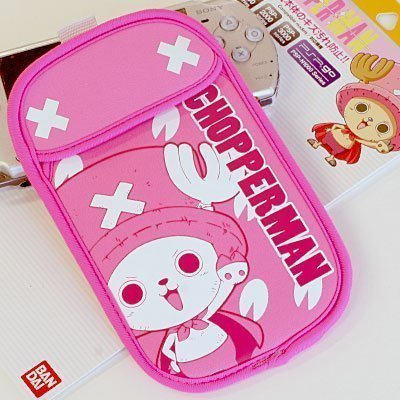 Chopper Man portable game pink jacket type ON-17A (japan import)