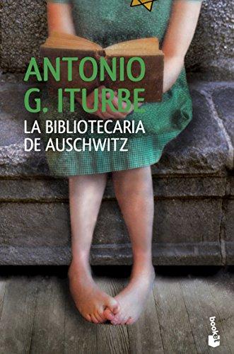 La bibliotecaria de Auschwitz (Navidad 2014) por Antonio Iturbe