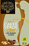 RealCafè caffè verde Chai con Zenzero e Spezie 18 Filtri