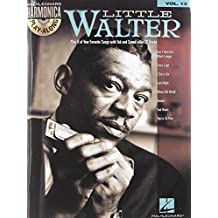 LITTLE WALTER - HARMONICA PLAY-ALONG VOLUME 13 BOOK/CD (DIATONIC HARMONICA) by Little Walter (2010-12-01)