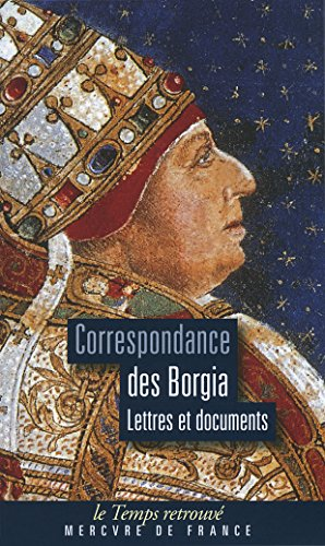 Correspondance: Lettres et documents