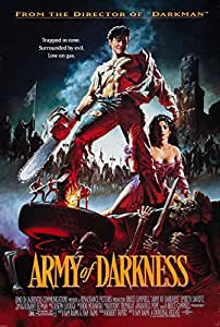 ARMY OF DARKNESS POSTER, Affiche EVIL DEAD 3 (68cm x 98cm)