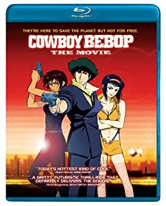Cowboy Bebop: The Movie [Blu-ray] [2001] [US Import]