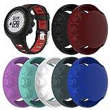 Chofit Suunto Quest correa de reloj, cubierta de silicona para Suunto Quest reloj de pulsera de ritmo cardíaco, color 7C