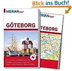 MERIAN live! Reiseführer Göteborg: Mi...