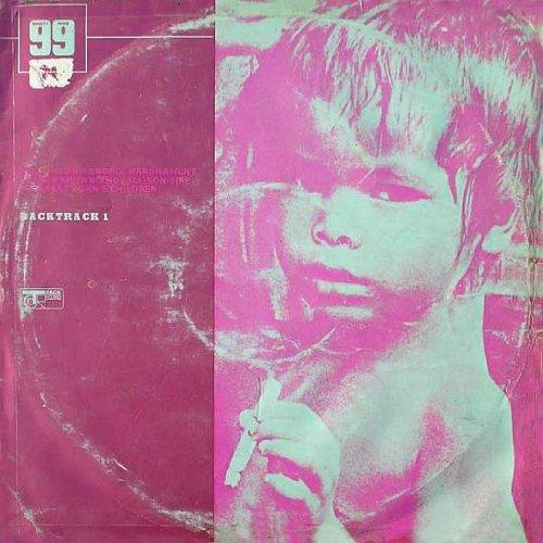 BACKTRACK 1 VINYL LP THE WHO/JIMI HENDRIX/MARSHA HUNT/ARTHUR BROWN/ANDY ELLISON/EIRE APPARENT/JOHNS CHILDREN 1970 [TRACK2407 001]