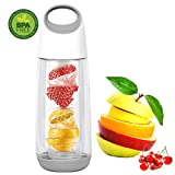 Best Infuser Water Bottles - Fruit Infuser Water Bottle, Leak Proof And BPA Review