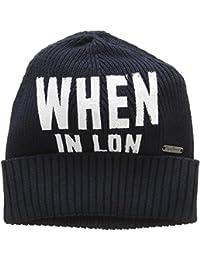 Pepe Jeans Reims Hat, Gorro de Punto para Hombre