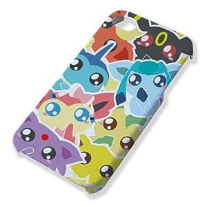 schutzh lle f r iphone 4 4s pokemon eeveelution evoli entwicklung chibi und by fluffy kawai. Black Bedroom Furniture Sets. Home Design Ideas