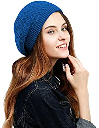 b38517afcc120 Amazon.es  Azul - Chapelas   Sombreros y gorras  Ropa