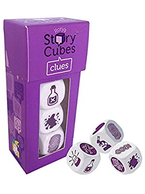 Jeux Famille - Story Cubes Mix Investigations