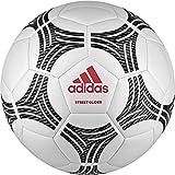 adidas Tango Street Glider Fußball, White/Black/Real Coral s18, 5