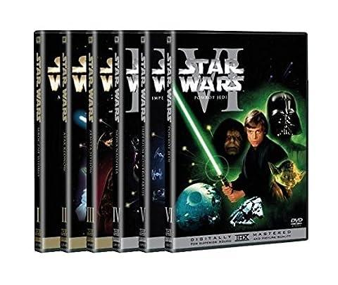 Star Wars: L'integrale de la saga - Episode I-VI [6DVD]