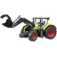 """bruder 3013 """"Claas Axion Tractor with Front Loader"""