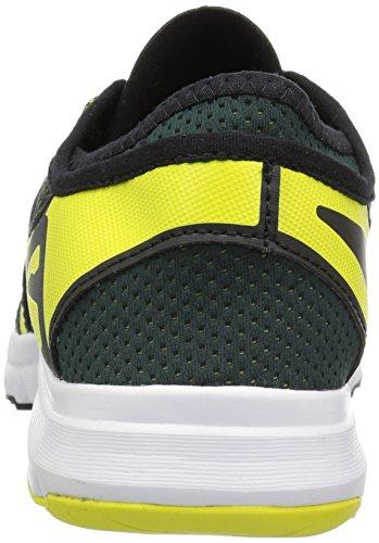 Salomon Crossamphibian Swift - Chaussures de Running - Homme noir jaune vert