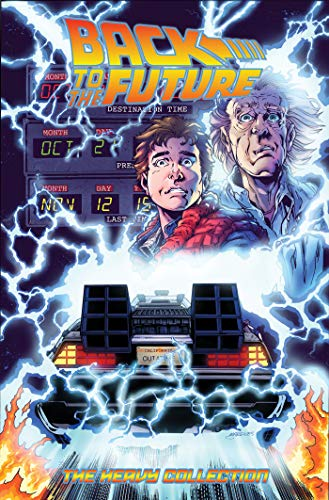(Back To the Future: The Heavy Collection, Vol. 1)