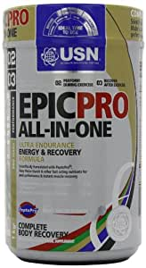 Ultimate Sports Nutrition Epic Pro All in One, Tropical - 1 kg