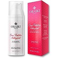 Oraiki Paris - Crema Antiarrugas para mujeres con Oro Marino + Vitamina C + Aceite de
