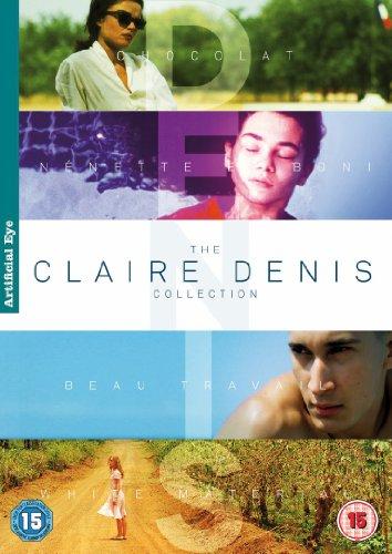 Bild von The Claire Denis Collection [DVD] [UK Import]