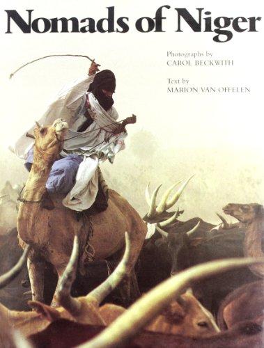 Nomads of Niger par Carol Beckwith