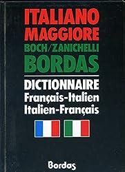 Italiano Maggiore Dictionnaire français italien et italien français