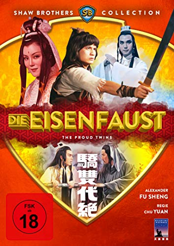 Die Eisenfaust (Shaw Brothers Collection)