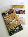 Kit de réparation de tissu Tear-Aid Type A - Instantané, permanent et...