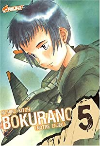Bokurano, notre enjeu Edition simple Tome 5