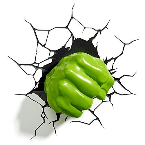 3D Hulk Fist Light