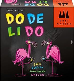Schmidt Spiele 40879 Dodelido, Drei Magier Kartenspiel (B01HRYALFA) | Amazon Products