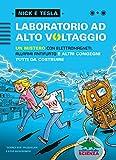 Laboratorio ad alto voltaggio: un mistero con elettromagneti, allarmi antifurto e altri congegni tutti da costruire (Nick e Tesla Vol. 1)