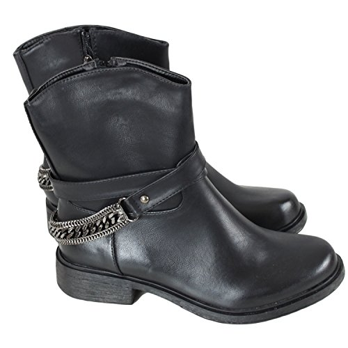 Kebello Boots YL15 Noir