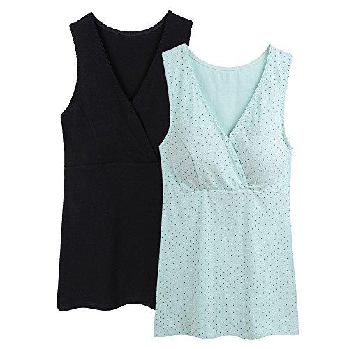 topwherer-women-nursing-tanks-sleep-tank-top-for-maternity-breastfeeding-l-green-black