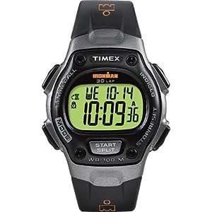Timex Herren-Armbanduhr XL Timex Ironman 30 Lap Digital Quarz Plastik T53151