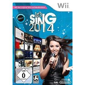 Let's Sing 2014 – [Nintendo Wii]