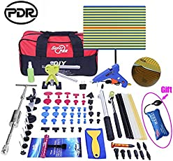 PDR Removal Paintless Auto Dent Repair Straightening Instruments Kits - Multi Color