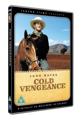 John Wayne - Cold Vengeance (Digitally remastered in colour) [DVD] [1935] [Edizione: Regno Unito]