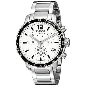 Tissot Reloj Analógico para Hombre de Automático con Correa en Acero